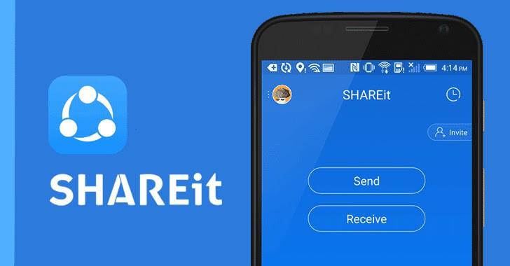 برای دیدن سایز بزرگ روی عکس کلیک کنید  نام: Shareit-android-hack.jpg مشاهده: 16 حجم: 38.9 کیلو بایت